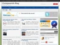 ChristyersInfo Blog