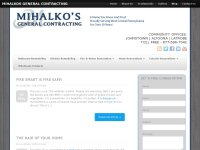 Mihalkos Contracting Blog – Remodeling Ideas and H