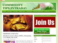 Free Intraday Agri Commodity Tips