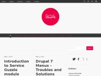 Blog about Drupal Development