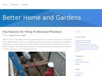 Better Home and Gardens Blog