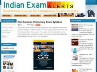 Best Online source for competitive exams in india
