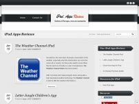 iPad Apps Reviews