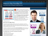 Provillus Hair Loss Treatment for Men and Women