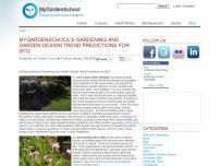 MyGardenSchool Blog