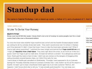 Standup Dad