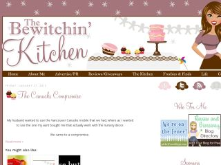 The Bewitchin' Kitchen