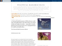 Bahamian Politics Blog