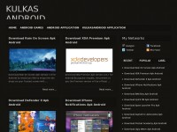 Android Apps - Kulkas Android
